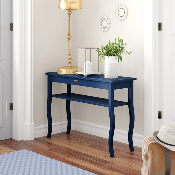 Danby Wood Console Table By Andover Mills