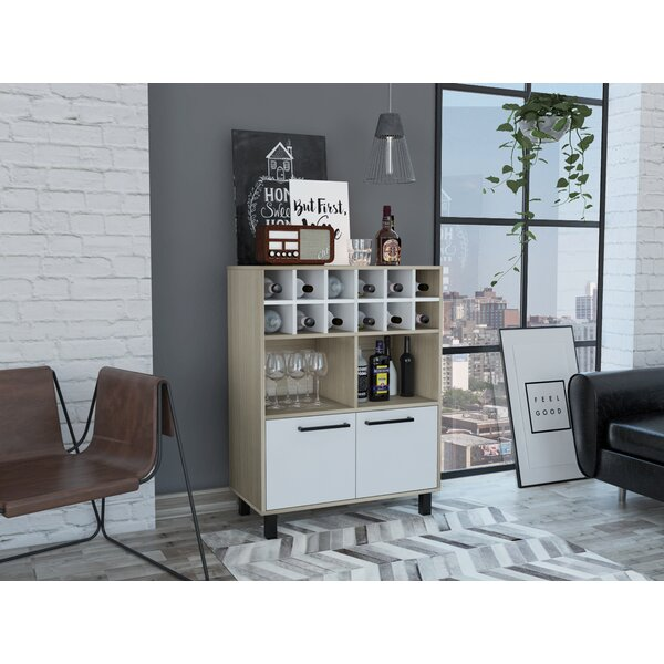 Lowndes Bar Cabinet by Foundry Select Foundry Select