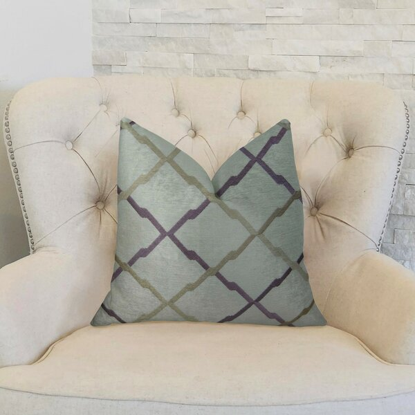 Bakewell Handmade Luxury Pillow by Canora Grey