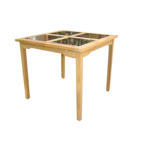 Square Table by HiTeak Furniture
