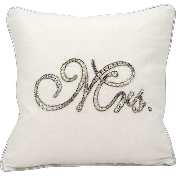 Kathy Ireland Throw Pillow by Kathy Ireland Home