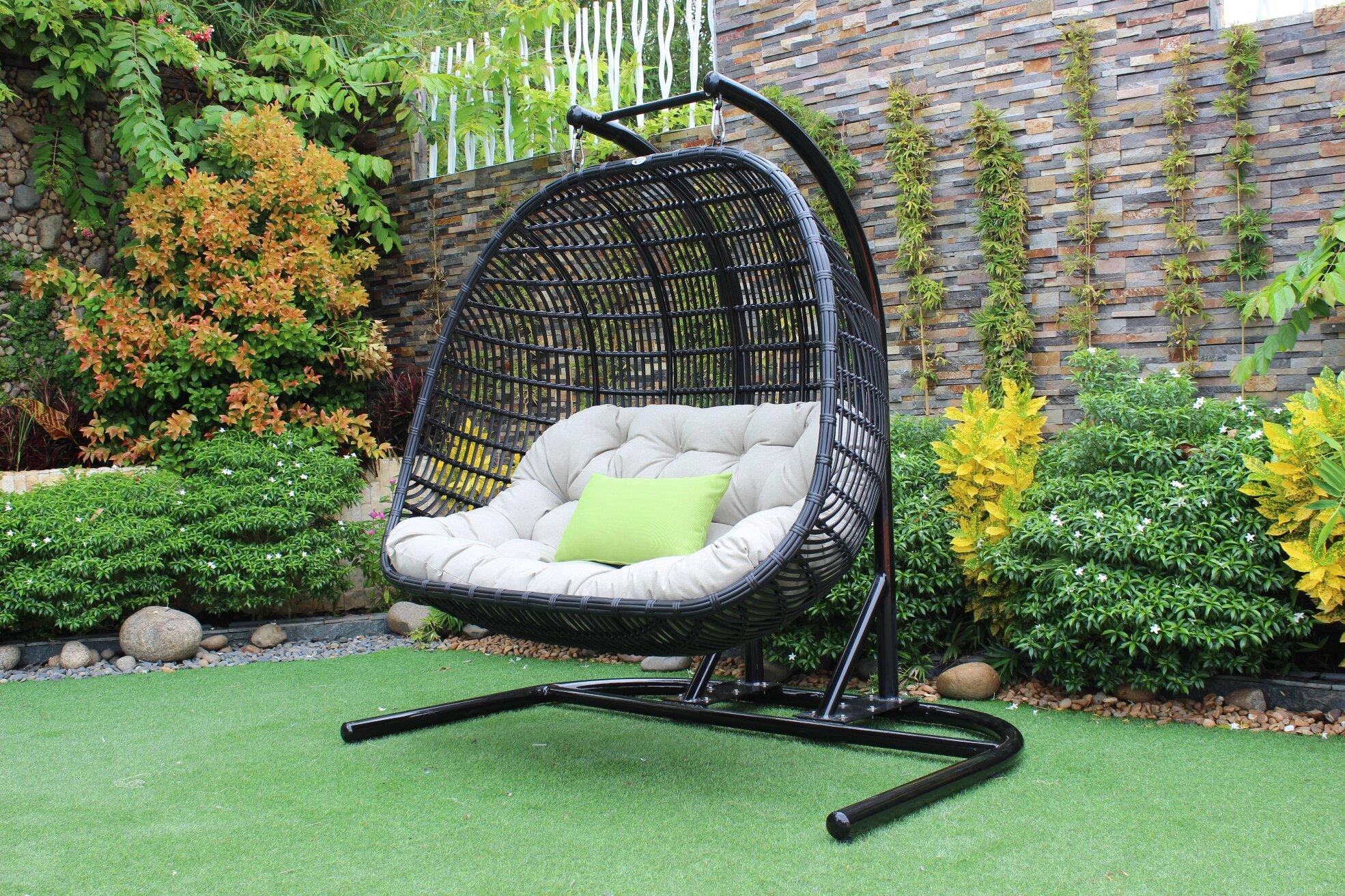 esquivel outdoorindoor swing chair