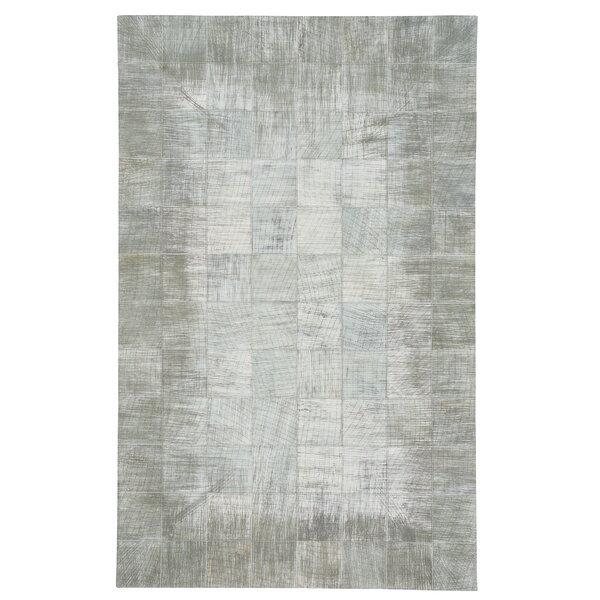 Ramanna Silver/Gray Area Rug by 17 Stories