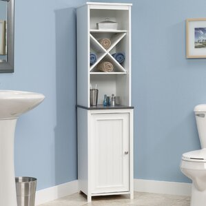 Bathroom Cabinets Linen Storage linen cabinets & towers you'll love | wayfair