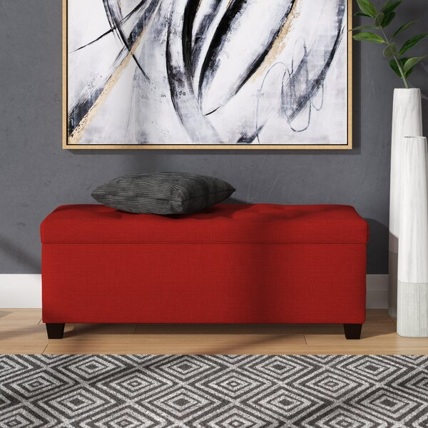 Kleist Upholstered Storage Bench by Latitude Run Latitude Run