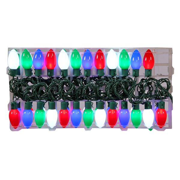 Multi Function 48 Light LED String Light by Vickerman