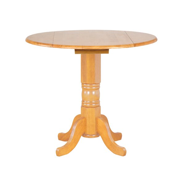 Lockwood Adjustable Pub Table by Loon Peak