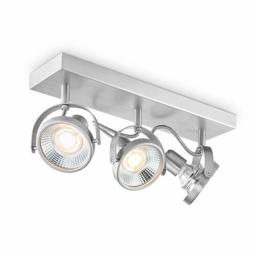 Jessica 3-Light Ceiling Spotlight Brayden Studio