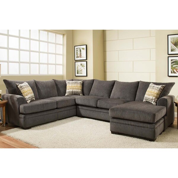 Wareham Sectional by Ebern Designs