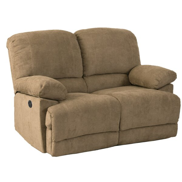 Condron Reclining Loveseat by Red Barrel Studio
