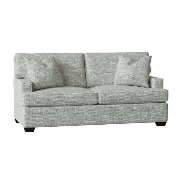 Avery Loveseat by Wayfair Custom Upholstery Wayfair Custom Upholstery™