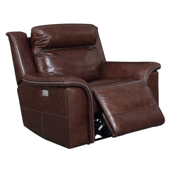 Ruvalcaba Power Recliner by Charlton Home