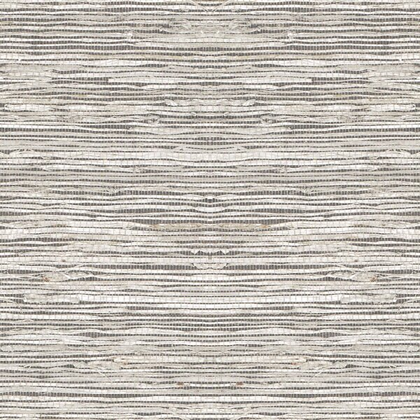 Grasscloth Abstract Panel 90'' H x 26'' W Wallpaper by Swag Paper