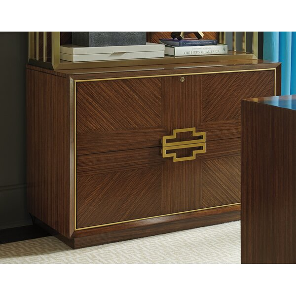 Odyssey 2 Drawer Standard Dresser by Sligh