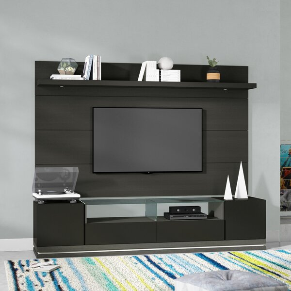 Lasker Entertainment Center For TVs Up To 88