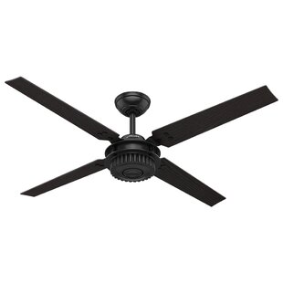 Online Reviews 54 Chronicle 4 Blade Ceiling Fan By Hunter Fan