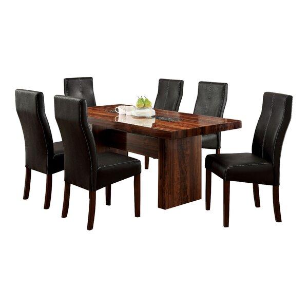 Carroll 7 Piece Dining Set by Hokku Designs