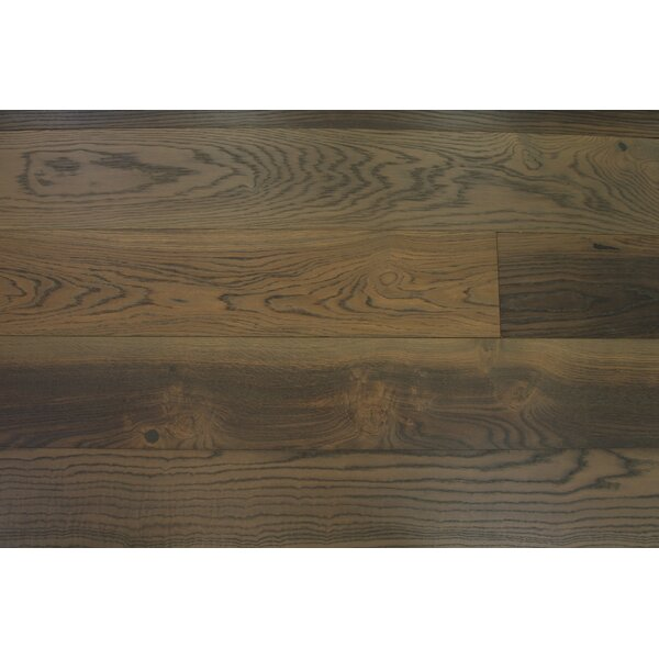 Bergen 7-1/2 Engineered Oak Hardwood Flooring in Caraway by Branton Flooring Collection