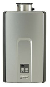 Luxury 7.5 GPM Liquid Propane Tankless Water Heater by Rinnai