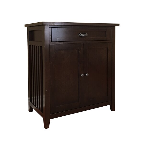 Gaudreau 2 Door Accent Cabinet by Red Barrel Studio Red Barrel Studio