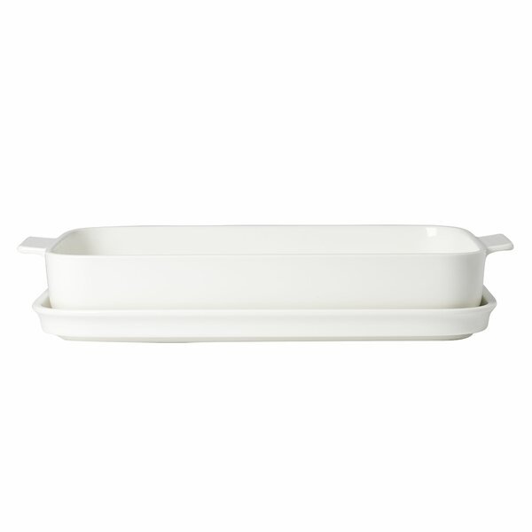Clever Rectangular Baking Tin with Lid by Villeroy & Boch