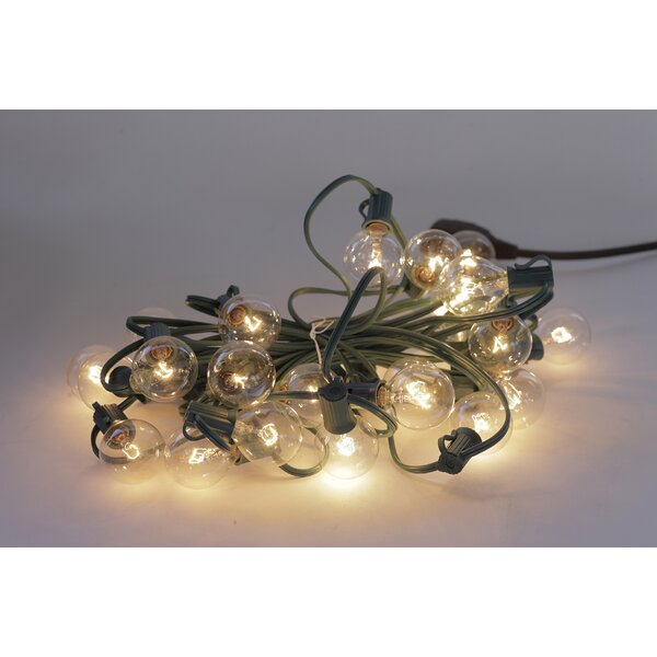 Party/Christmas String Light with Cord by String Light Company