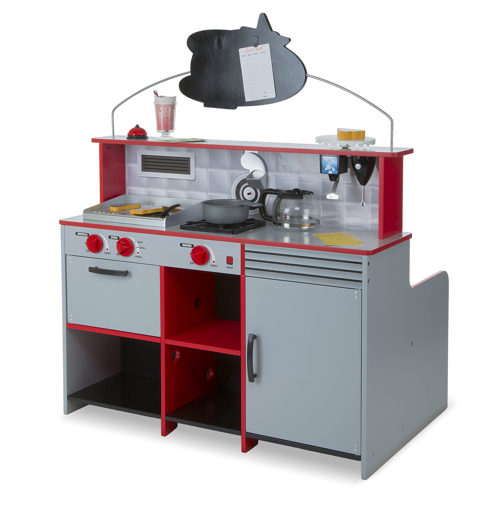 Star Diner Restaurant Kitchen Set