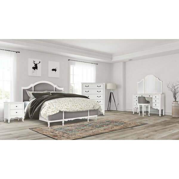 Zeke Standard Configurable Bedroom Set by One Allium Way