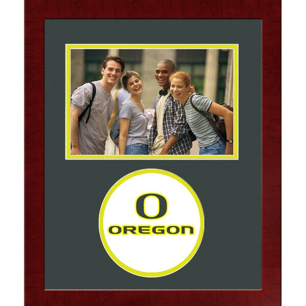 NCAA Oregon Ducks Spirit Picture Frame by Campus Images