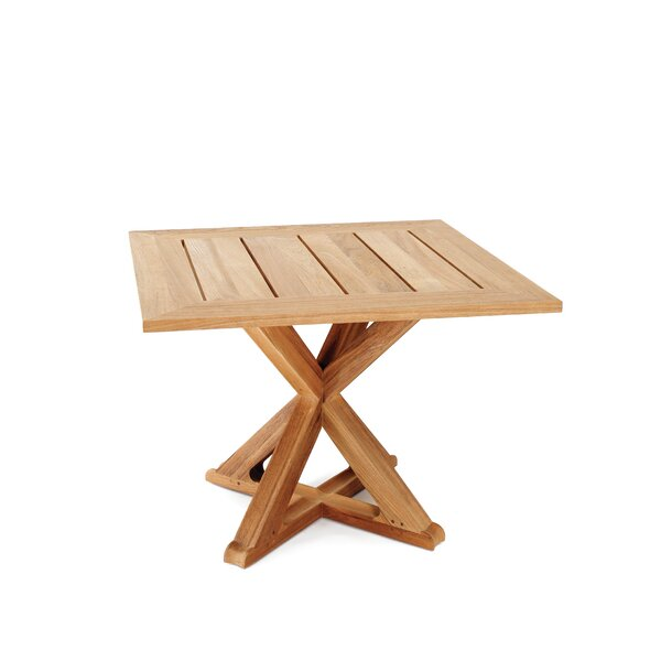 Limited 4 Teak Dining Table by OASIQ