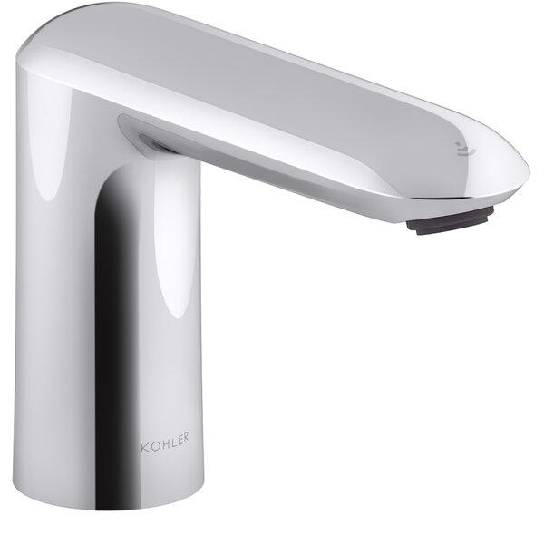 Kumin Ac Touchless Bathroom Sink Faucet with Kinesis Sensor Technology Ac-powered by Kohler Kohler