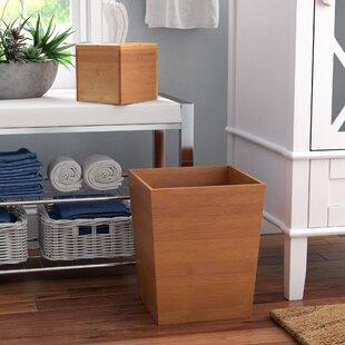 Shaw 2-Piece Bathroom Accessory Set ByThe Twillery Co.