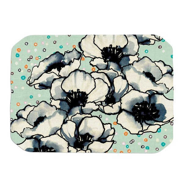 Sonal Nathwani Anenome Fizz Placemat by East Urban Home