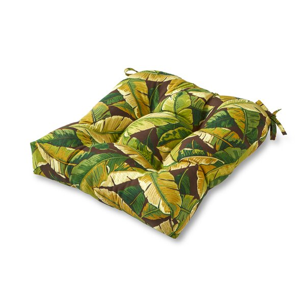 Sundberg Indoor/Outdoor Dining Chair Cushion by Alcott Hill