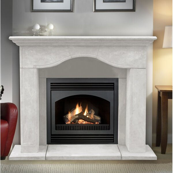 Chateau Marissa Fireplace Surround By Historic Mantels Limited