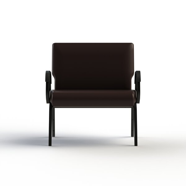Upholstered Arm Chair By Comfor Tek Seating