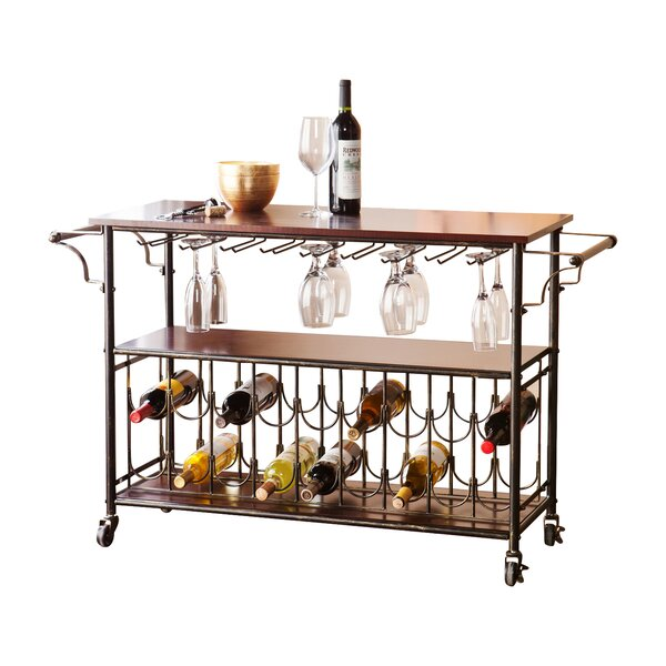 Wine racks wine storage you 39 ll love wayfair for Other uses for wine racks in kitchen