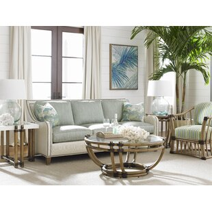 Reviews Twin Palms Coffee Table Set By Tommy Bahama Home