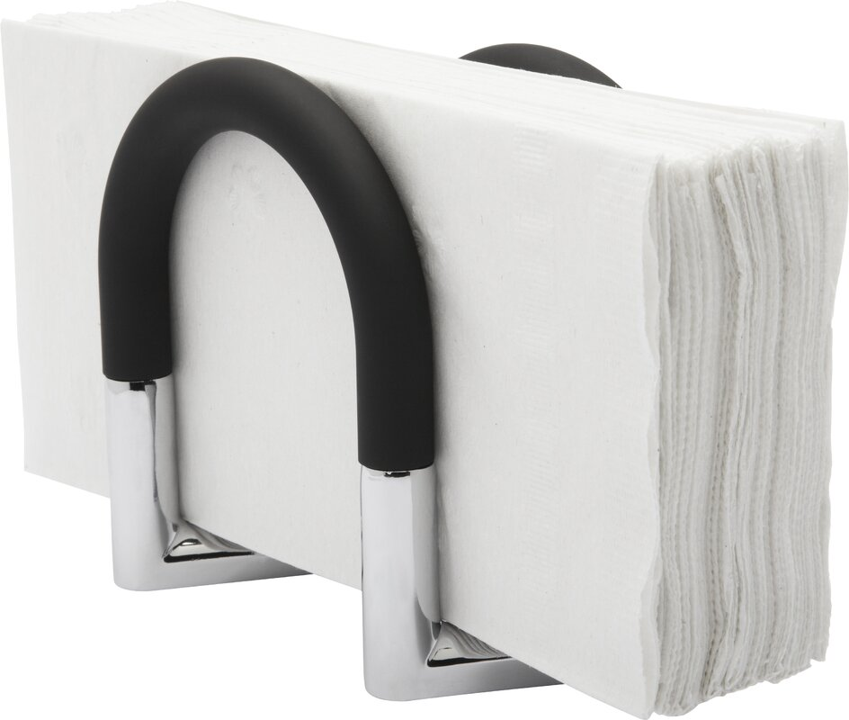Squeeze Standing Napkin Holder