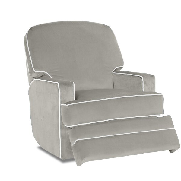 Bridger Glider Swivel Recliner by Klaussner Furnit