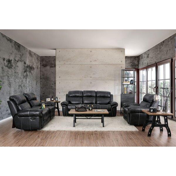 Review Buchman Reclining Configurable Living Room Set