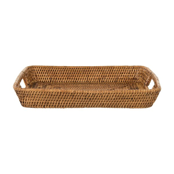 Telford Rectangular Serving Tray by Mistana