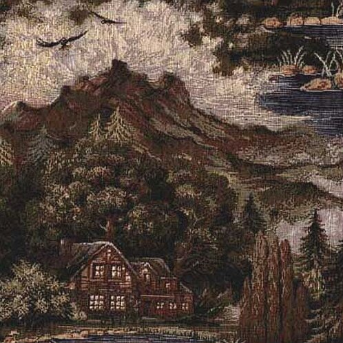 Aisha Futon Ottoman Cover by Loon Peak