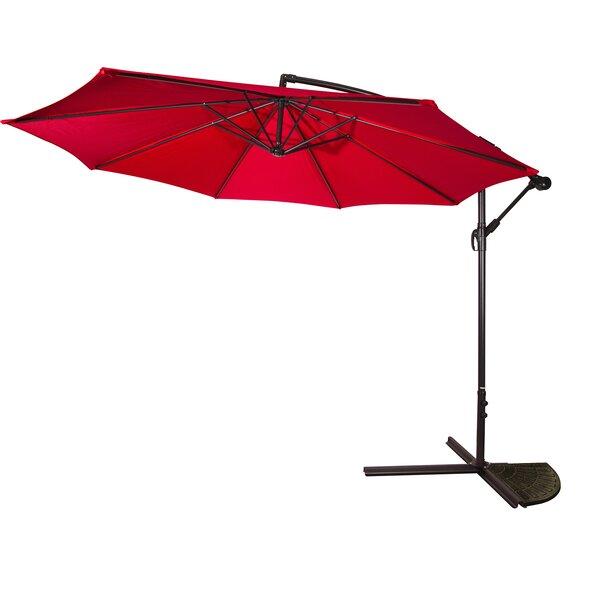 Brodowski Resin Umbrella Base Weight for Offset Umbrella by Red Barrel Studio
