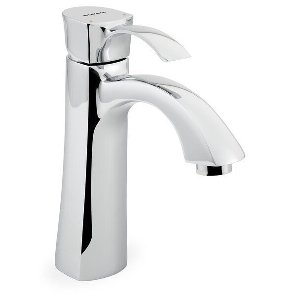 Tiber Single Hole Bathroom Faucet with Drain Assembly