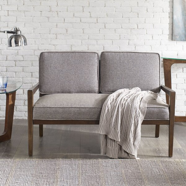 Ashton Standard Loveseat by Modern Rustic Interiors