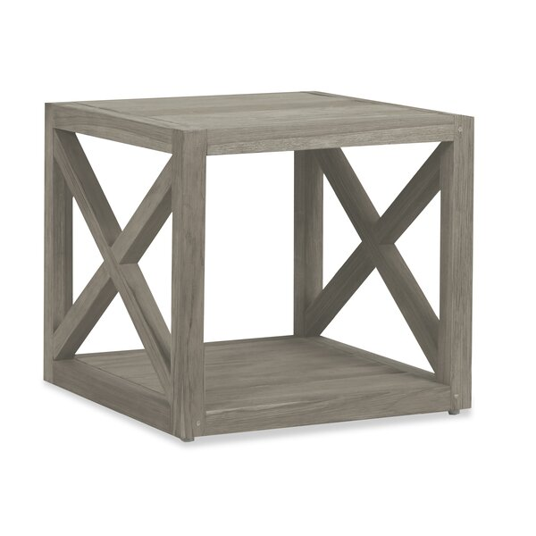 Modena Solid Wood Side Table by Sunset West Sunset West