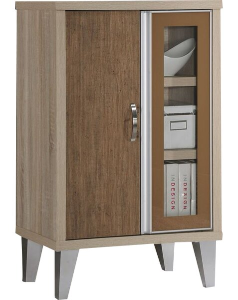 Side Accent Cabinet by Hometime Hometime