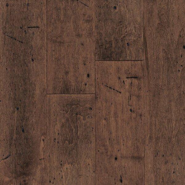 American Originals 5 Engineered Maple Hardwood Flooring in Low Glossy Liberty Brown by Bruce Flooring