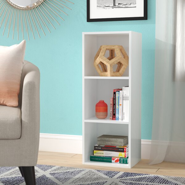 Cresta Standard Bookcase by Ebern Designs